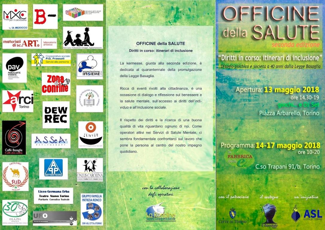 brochure pagina esterna